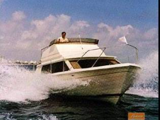 1973  Classic Lyman 28 Flybridge Sport Fisherman