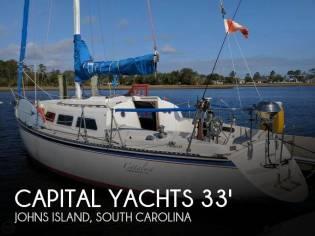 Capital Yachts Newport 33