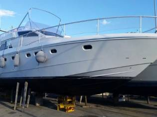 Ferretti Yachts 52 Altura