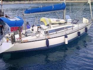 X-Yachts X 372
