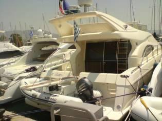 Ferretti Yachts 46