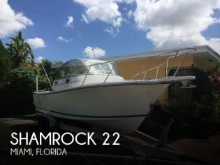 Shamrock 22 Predator