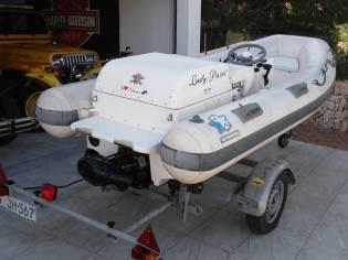 Novamarine RH 350 Tender Jet