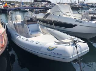 Sacs Marine 750