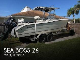 Sea Boss 255 CC