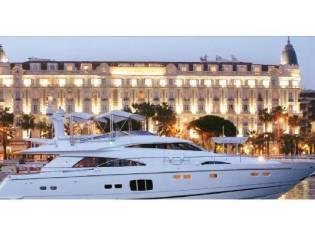 Fairline 78 Custom Yacht