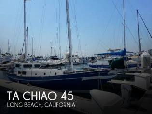 Ta Chiao Formosa 45 Ketch