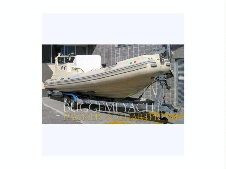 Solemar 742 cabin in nord barche a motore usate 05457 for Barche al largo con cabine