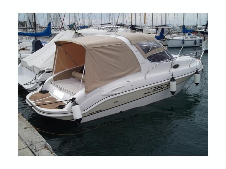 Man cabin in toscana barche a motore usate 54685 for Cabine marine di grandi orsi