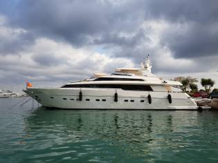 Sanlorenzo Yachts 88'