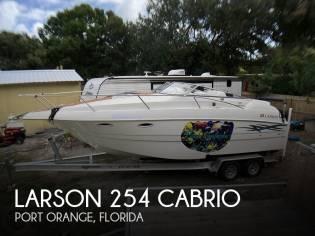 Larson 254 Cabrio