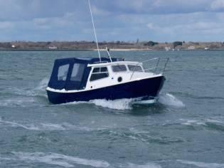 Trusty Trusty 21 Boat