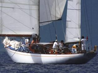 Sangermani Yawl Marconi 64