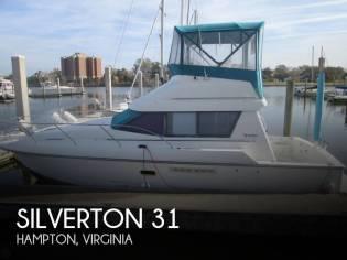Silverton 31 Convertible