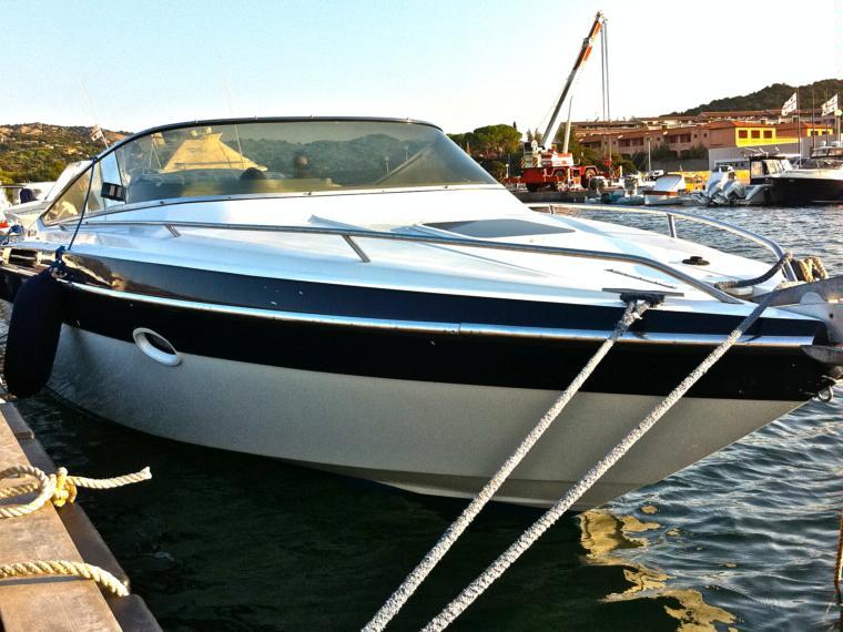 Cranchi Clipper 760 In Pto Interno Olbia Barche A Motore