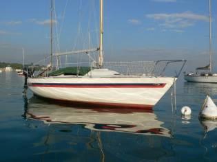 Sailboat Dullia 21
