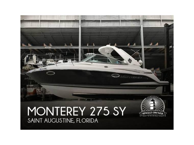 Monterey 275 SY
