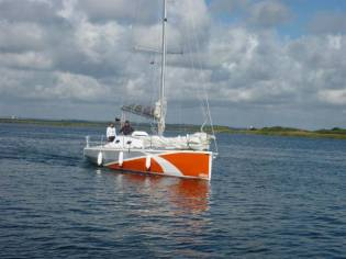 Custom Sonstige 10m Composit Cruiser/R. One Off