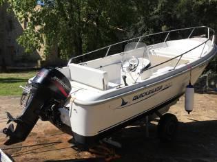 Quicksilver 500 FISH