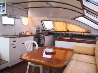 Catamaran Cat Flotteur PROMETA