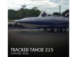 Tracker Tahoe 215