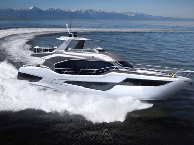 PUCCINI YACHT 82ft Fly