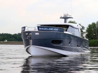 Azimut Magellano 43 HT
