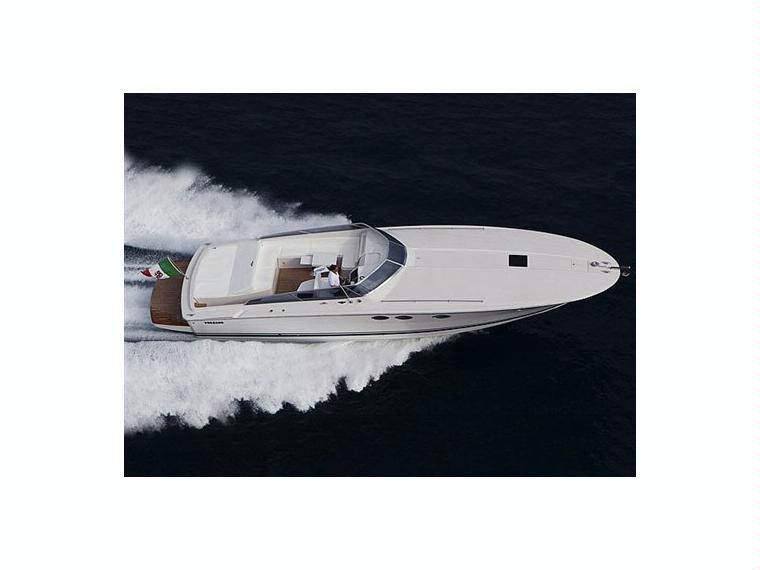 Tornado tornado 50 in lazio barche a motore usate 01481 for Barca tornado 50