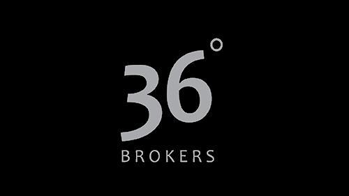 Logo di 36 Degrees Brokers