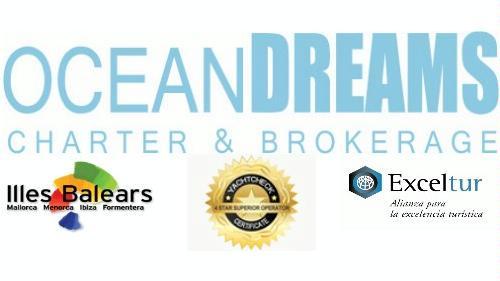 Logo di OceanDreams Charter & Brokerage