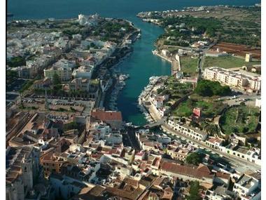 Port de Ciutadella Minorca