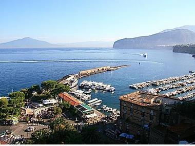 Marina Piccola - Sorrento Campania