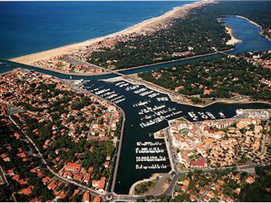 Port Capbreton Gironde