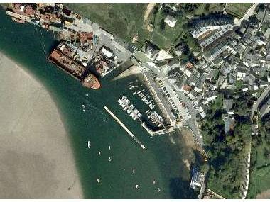 Puerto Deportivo de Figueras Asturie