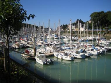 Port Plaisance Saint Valery en Caux Senna Marittima