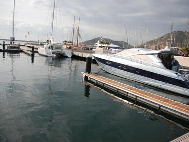 Yacht Port Cartagena Murcia