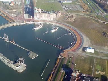 Bataviahaven Lelystad Flevoland