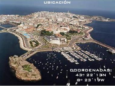 Nauta Coruña La Coruña