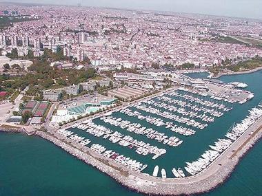 Ataköy Marina Istanbul