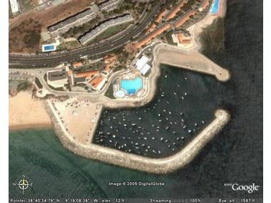 Porto de Abrigo de Oeiras Lisbona