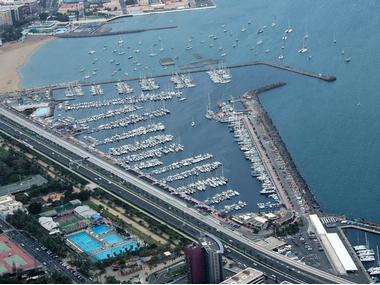 Puerto Deportivo de Las Palmas Gran Canaria Gran Canaria