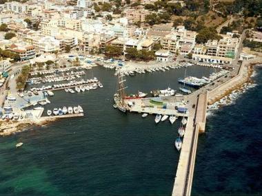 Port de Cala rajada Maiorca