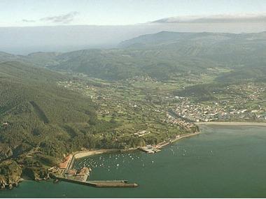Puerto de Cedeira La Coruña