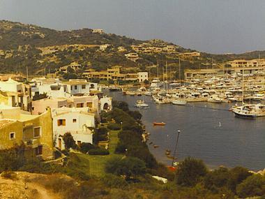 Marina di Porto Cervo Sardegna