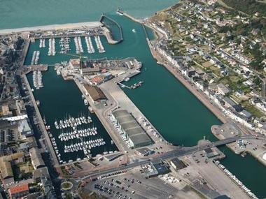 Port de Plaisance de Fecamp Senna Marittima
