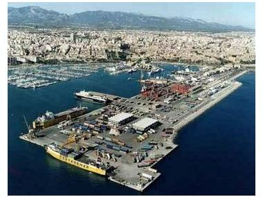 Muelle de la Lonja Maiorca