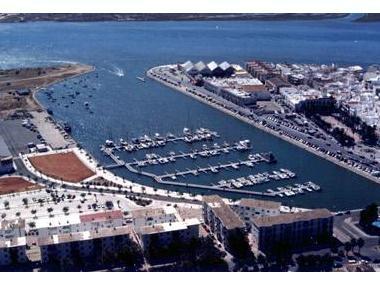 Puerto Deportivo de Ayamonte Huelva