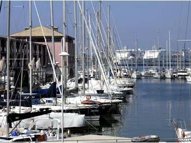 Marina Porto Antico di Genova Liguria