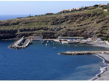 Puerto Playa de Santiago La Gomera