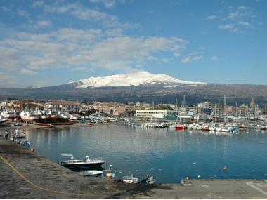 Porto dell¿Etna - Marina di Riposto Sicilia